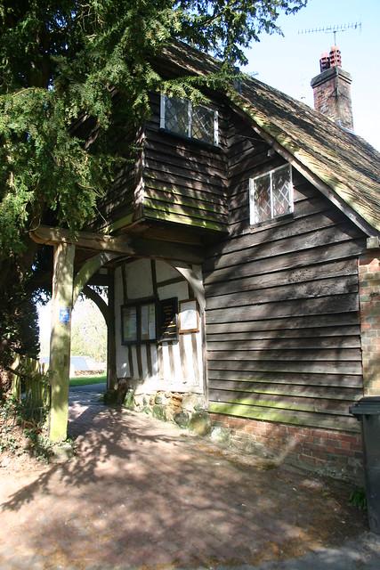 Lychgate house