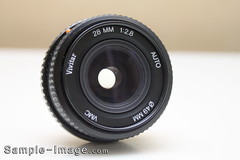 Vivitar 28mm f/2.8 VMC