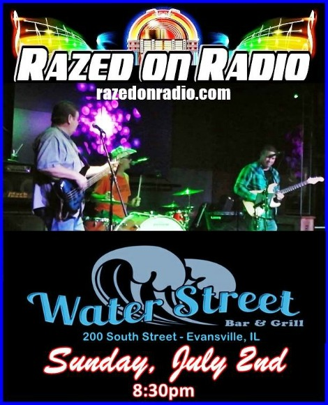 Razed On Radio 7-2-17