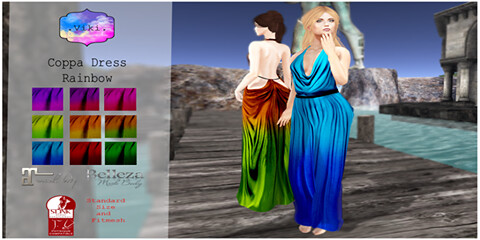 Viki Exclusive for Ross Event - SecondLifeHub.com