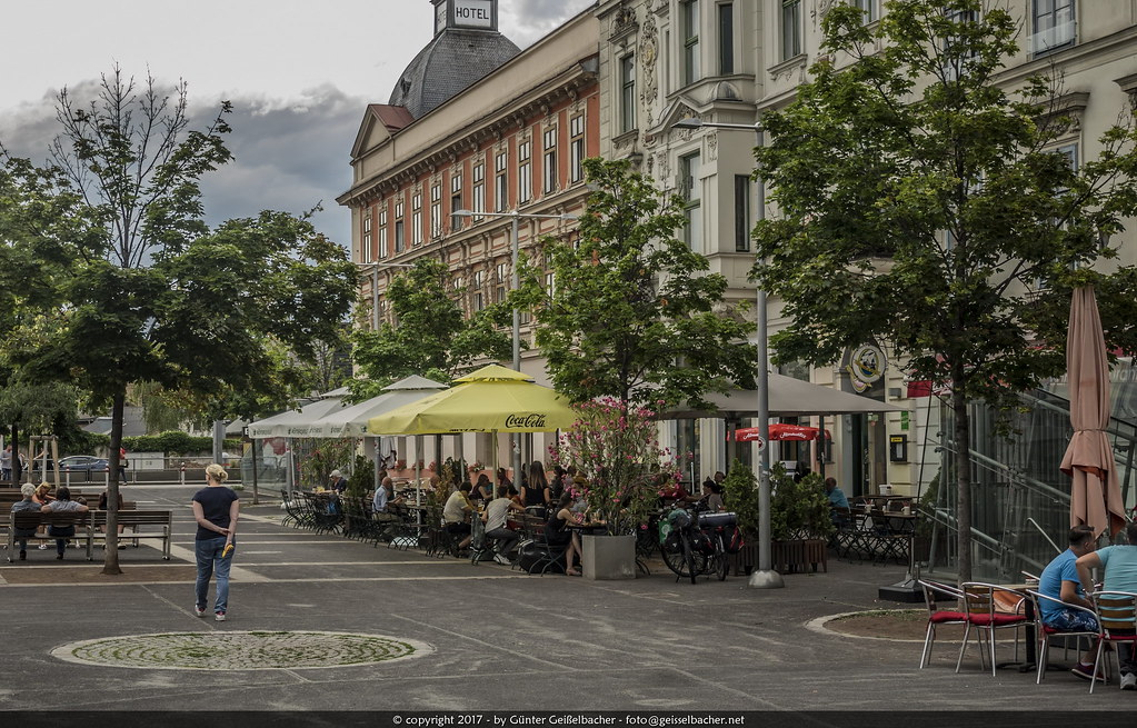 Hotels Near Vienna Central Station