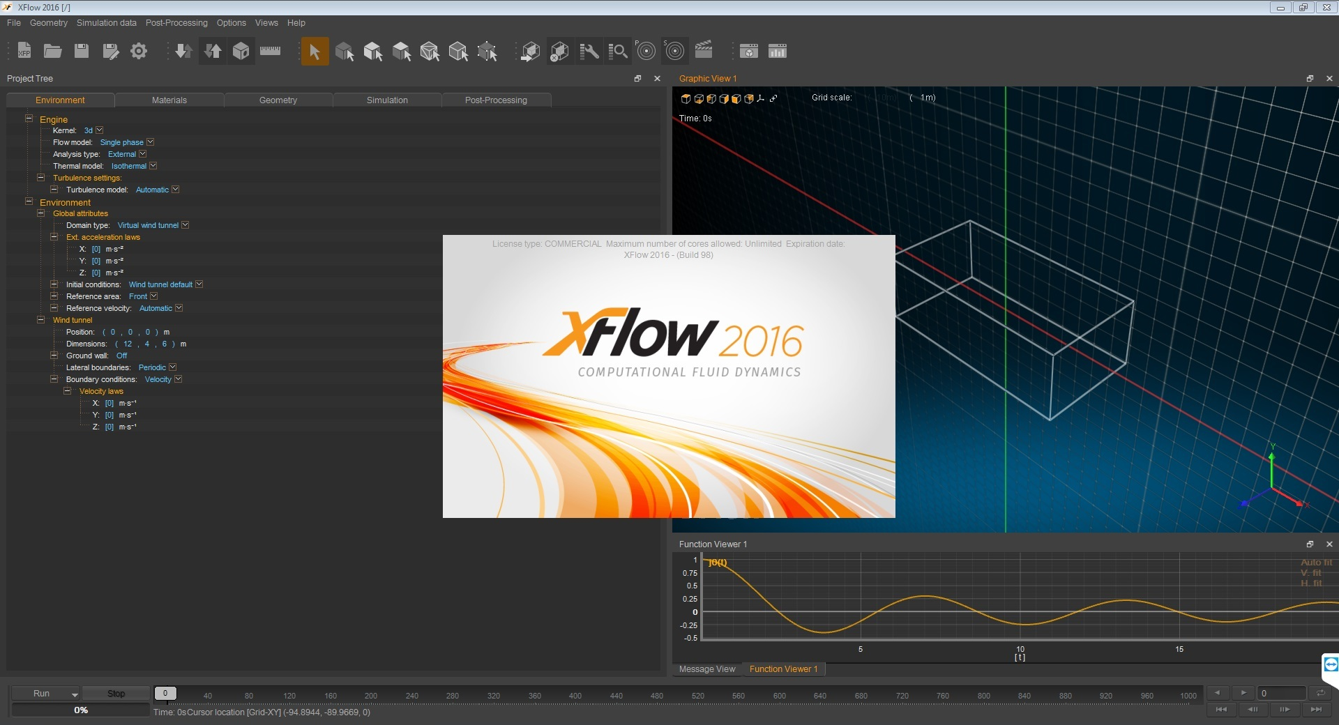 Working with Next Limit xFlow 2016.1.0.98 Win64 full