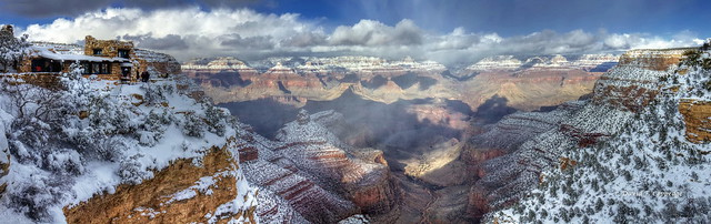 Grand Canyon: Battle of the Photo Studios #2