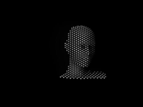 Mascara de luz 1