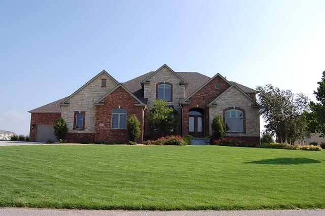 Custom Built Home At West Shores Omaha Nebraska