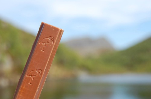 Kvikk Lunsj: The Norwegian Hiking Chocolate
