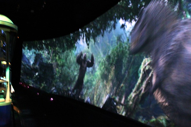 King Kong 360 3d Universal Studios Hollywood NEW KING KONG 360-3D |...
