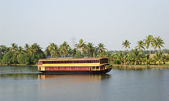Cruising In Alleppey