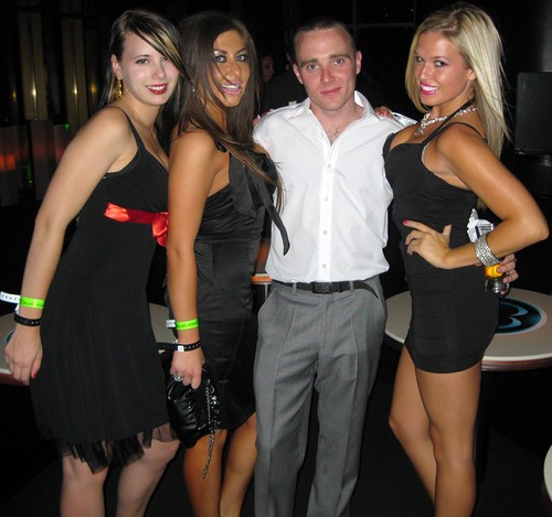 Promotional Models in Las Vegas