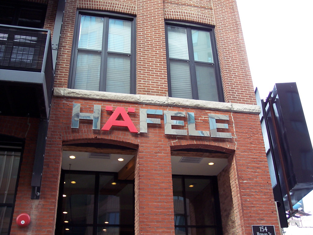 fabricated metal letters polished stainless steel backlit halo effect lighting