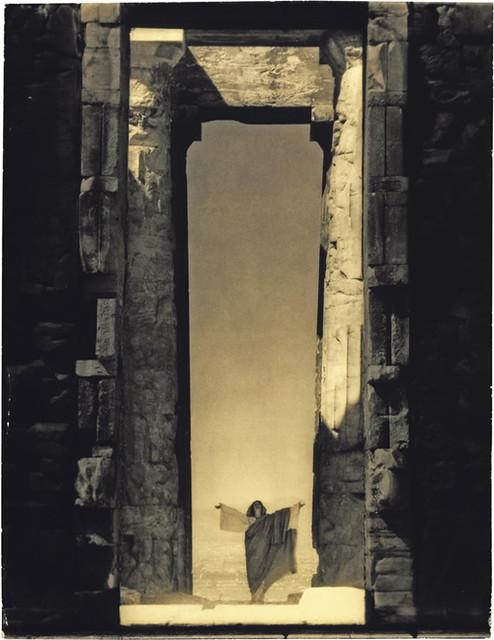 Isadora Duncan, by Edward Steichen 1923