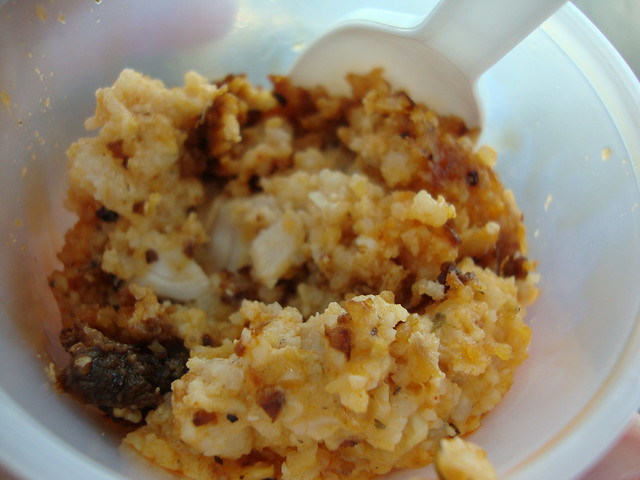 Hot Grits at Hot Chicken Festival, Nashville TN