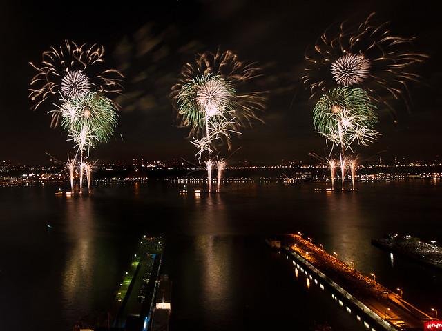 Macy's Fireworks July 4th, 2010