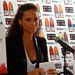Small photo of Alicia Keys in South Africa