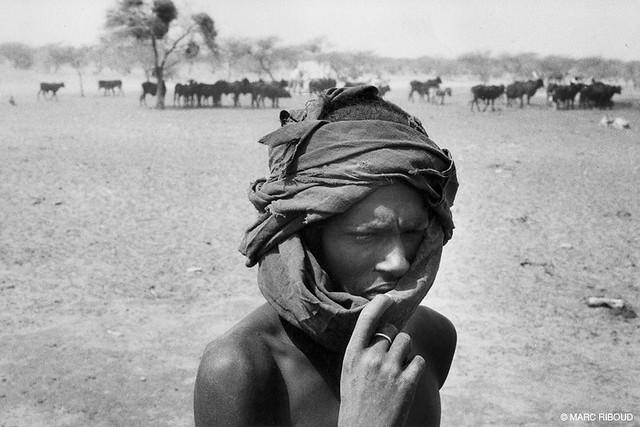Nigeria, by Marc Riboud 1963