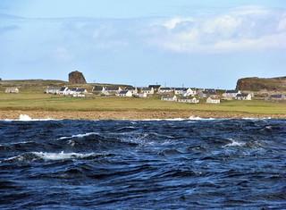 Baile Thoir,Oileán Thoraigh ** East Town,Tory Island