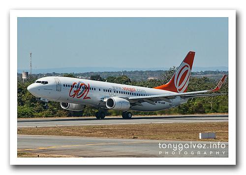 Gol airlines, Brazil