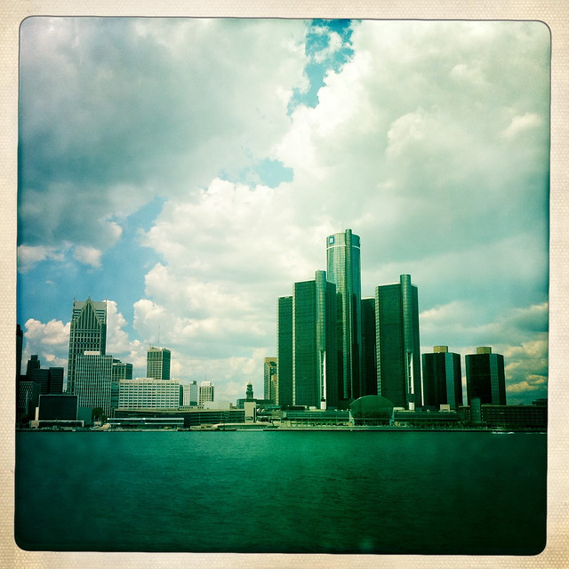 Detroit By River