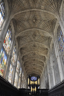 Amazing Fan Vaulting