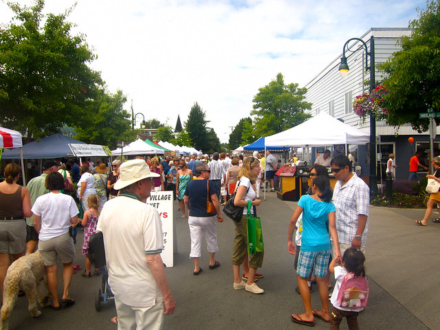 Ladner Village Market | July 11, 2010