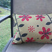 YUDU screen printed pillow (365:003)