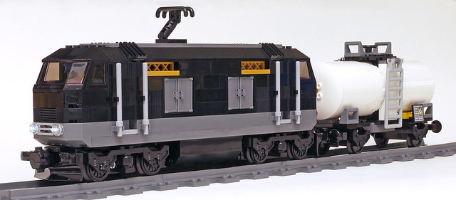 Recolored Cargo Train 7939