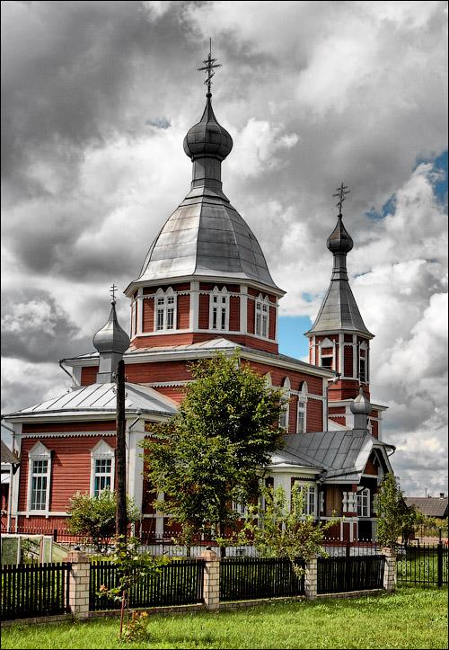 Остров, Церковь св. Петра и Павла