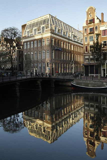 Front Radisson Blu Hotel Amsterdam Flickr Photo Sharing