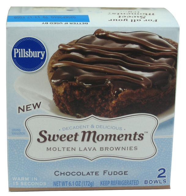 Pillsbury Chocolate Fudge Brownies Cake Like