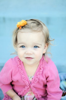 {My Blue-eyed Girl}