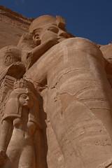 Abu Simbel, Egypt: December 2008