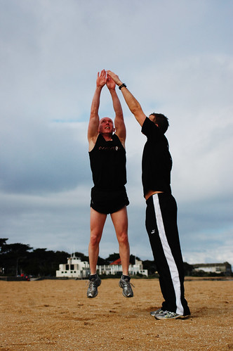 Personal Training Outdoor Melbourne