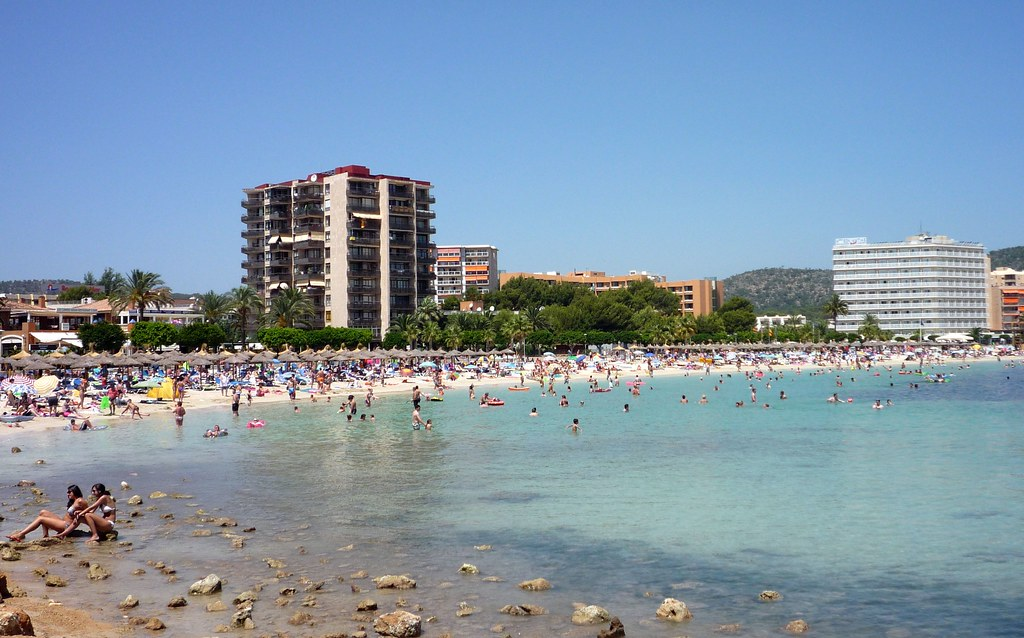 пляж магаллуф майорка