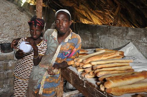 Guinean bakery