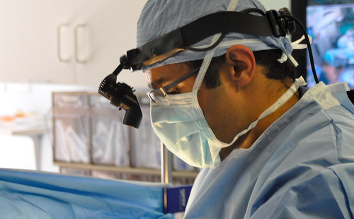 Photo of Breast Enhancement Surgery Performed by Vishal Kapoor MD