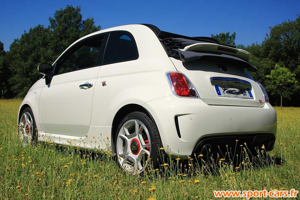 essai abarth 500c sur agenda automobile. Black Bedroom Furniture Sets. Home Design Ideas