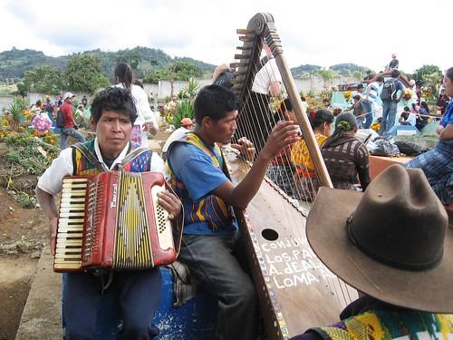 Musicians, Guatemala
