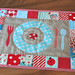 apple patchwork placemat!!