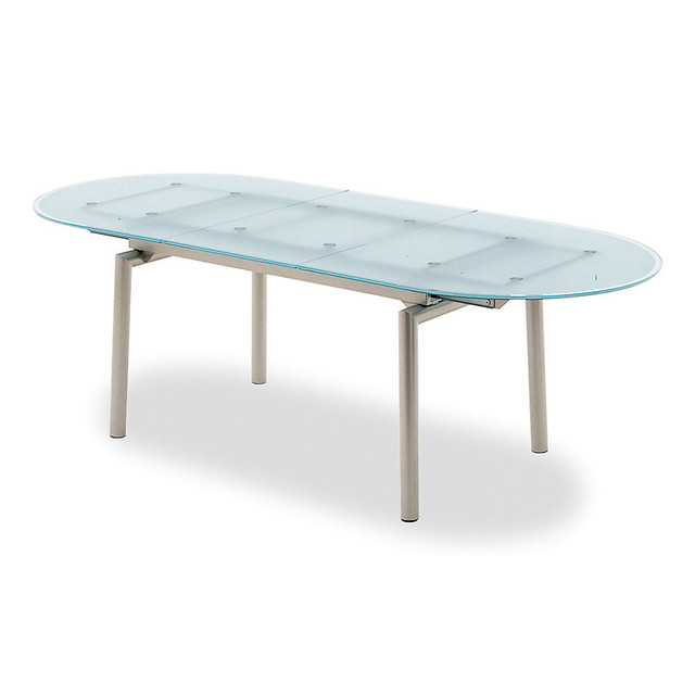 Calligaris Motion Oval Extendable Dining Table Flickr