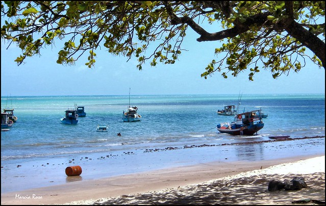 Praia de Tambaú - Paraíba - Brasil