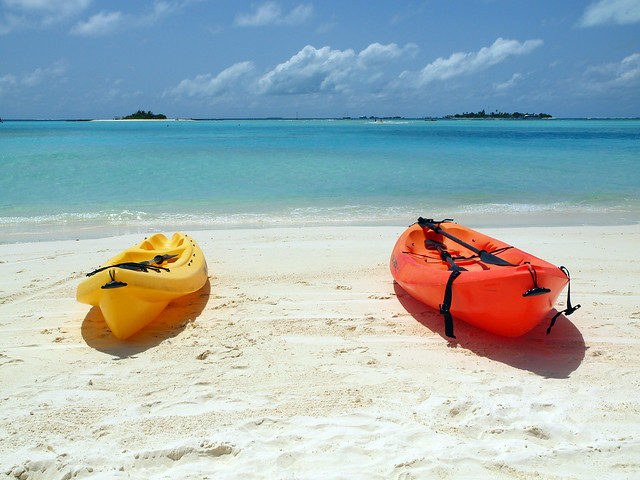 Canoes (Maldives)