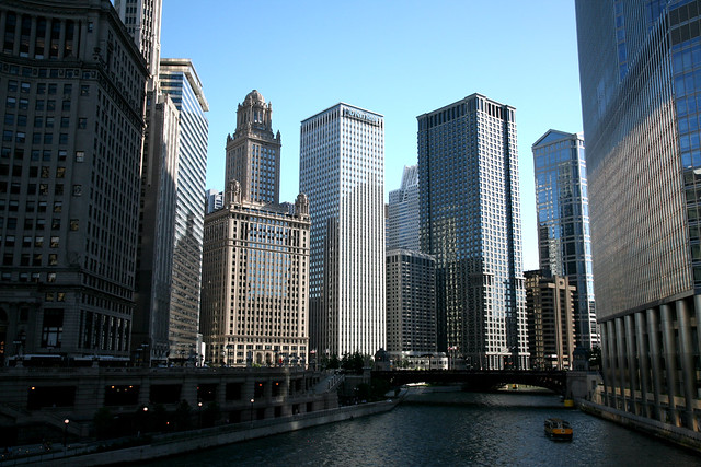 Chicago (ILL), Michigan-Wacker Historic District