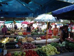 Markt Trogir