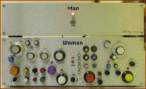 Man vs. Woman