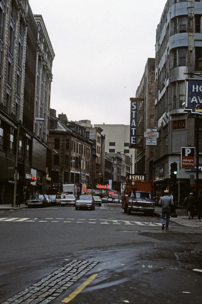 The Combat Zone 1984