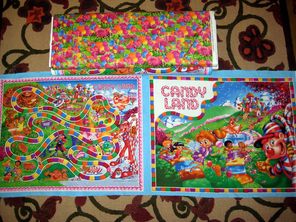 Candy Land Panel is here!