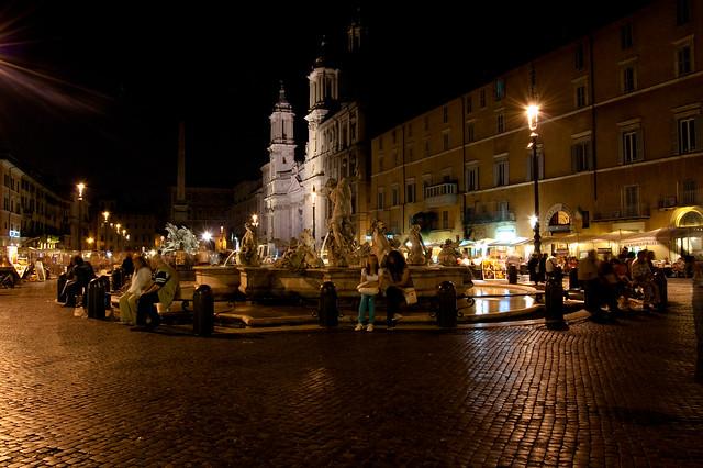 Piazza Navona e dintorni [Lugares del corazòn]