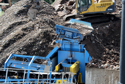 recycling demolition waste