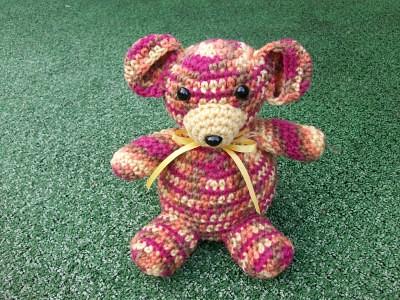 Tammy the Teddy Bear