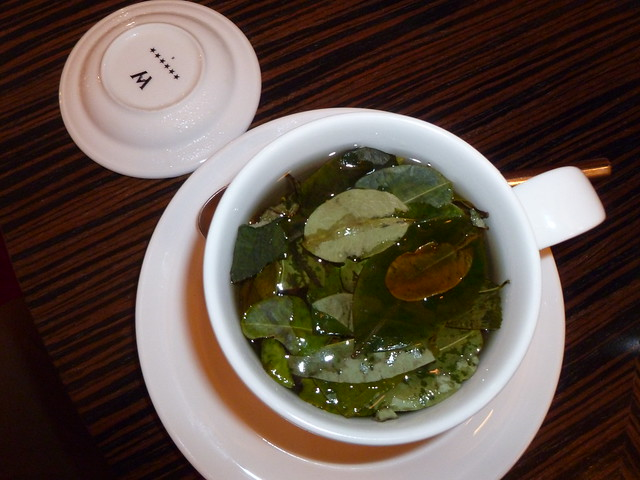 Coca Tea - Casa Cartagena hotel - Cusco